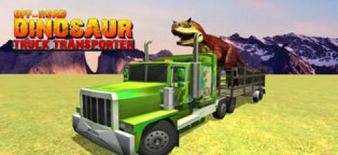 越野卡车:愤怒的恐龙截图(2)