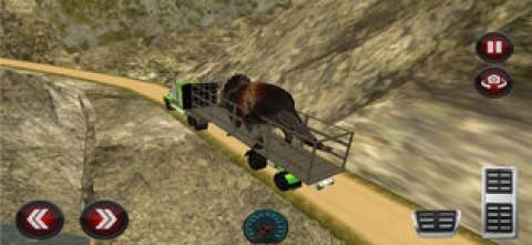 越野卡车:愤怒的恐龙截图(3)