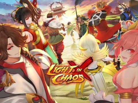 混沌之光三国英雄截图(3)
