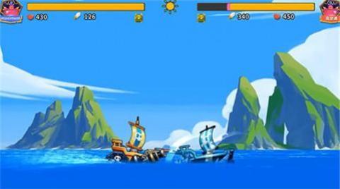 粉碎海盗截图(2)