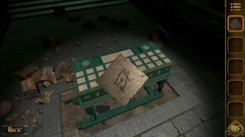 密室逃脱之埃及博物馆截图(1)