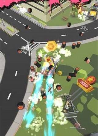 怪物卡车大作战截图(2)