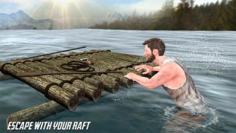 木筏求生荒野生存截图(3)