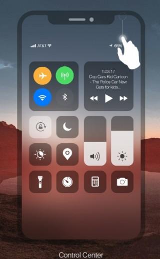 安卓高仿iPhoneX桌面截图(3)