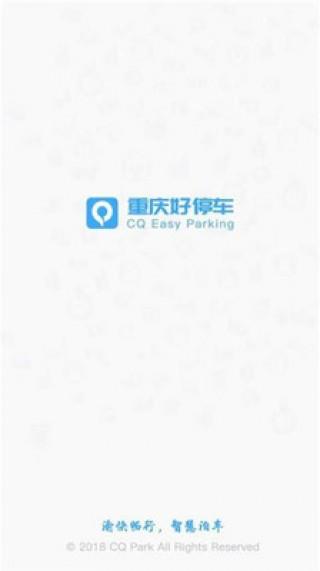 重庆好停车ios正版截图(1)