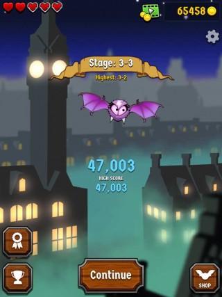 逃命蝙蝠截图(1)