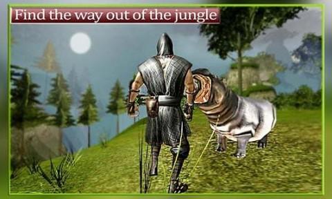 忍者猎人:丛林动物截图(4)