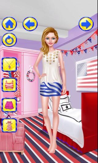 美女换装化妆游戏截图(3)