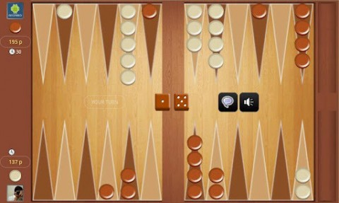 Backgammon Online Tournament! FREE截图(6)