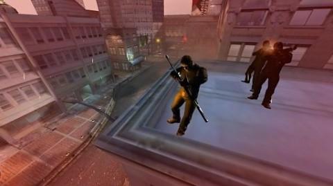 City Sniper 3D截图(1)