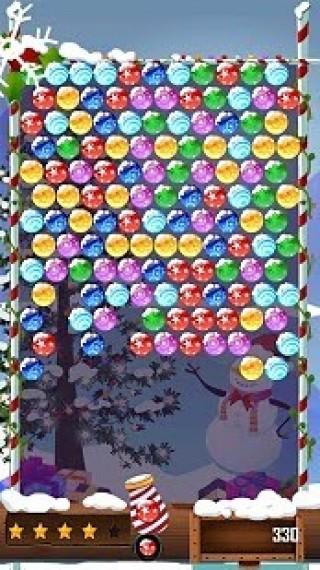 泡泡龙 Bubble Shooter HD截图(1)