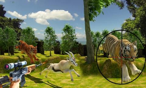 Safari Sniper Survival Hunting截图(2)
