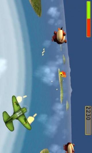 3D逼真战斗机截图(3)