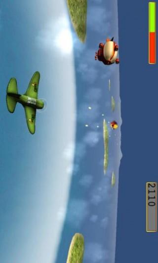3D逼真战斗机截图(2)