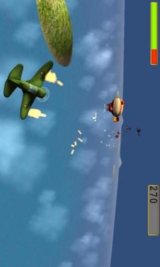 3D逼真战斗机截图(1)