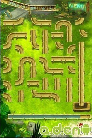 丛林管道截图(2)