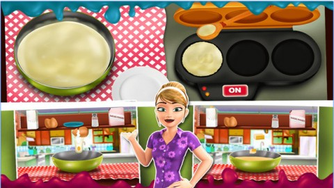 Cake Maker Bakery Simulator截图(2)