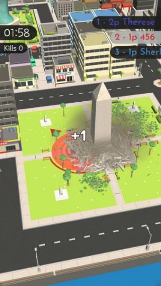 地震大作戰截圖(3)
