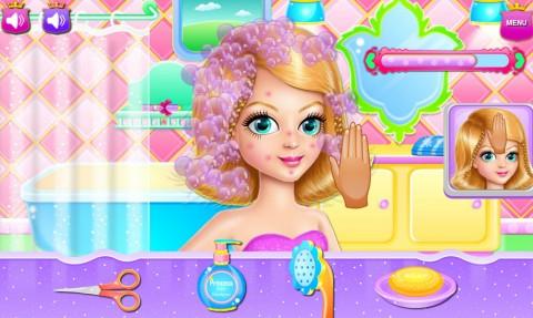 Princess Silvia Mini Salon截图(1)