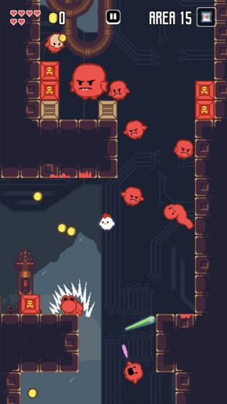 小鸡大战恶魔截图(1)