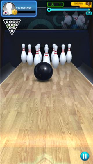 保龄球俱乐部3D截图(2)