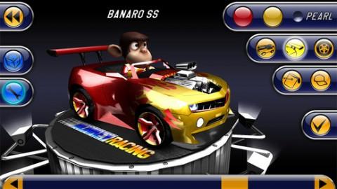 猴子卡丁车截图(1)