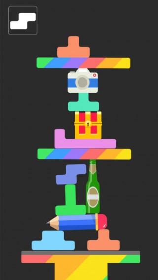 超级堆方块截图(2)