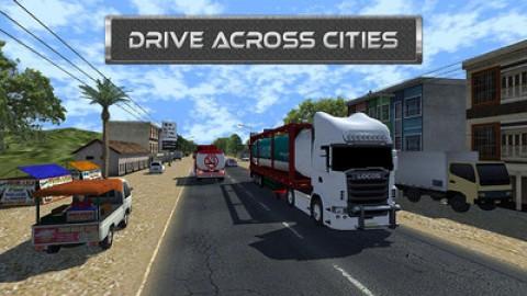 移动卡车模拟器截图(5)