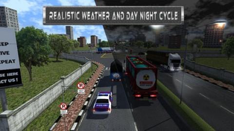 移动卡车模拟器截图(3)