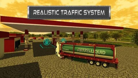 移动卡车模拟器截图(1)