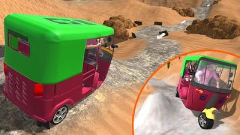 三轮自动人力车截图(2)