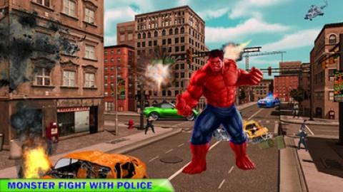 超级英雄绿巨人截图(3)