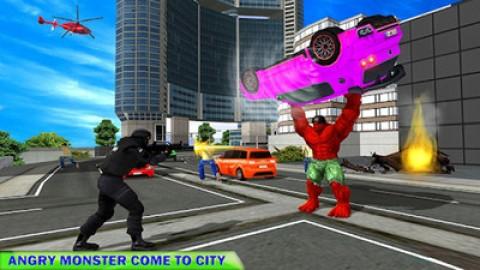超级英雄绿巨人截图(2)