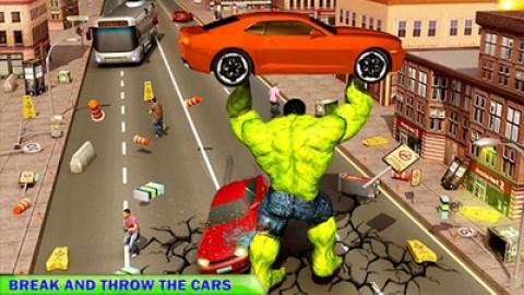 超级英雄绿巨人截图(1)