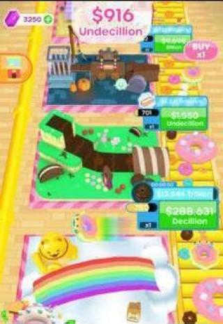 甜甜圈加工坊截图(3)