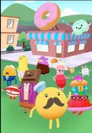 甜甜圈加工坊截图(2)