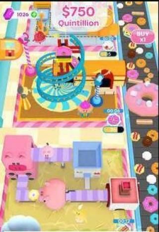 甜甜圈加工坊截图(1)