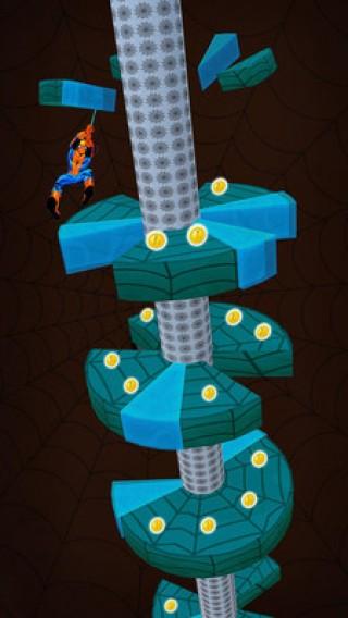 螺旋蜘蛛侠截图(1)