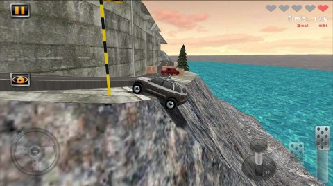 盘山公路3D截图(5)
