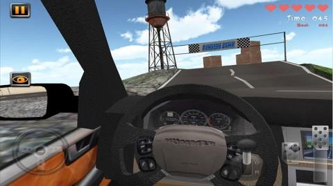 盘山公路3D截图(4)
