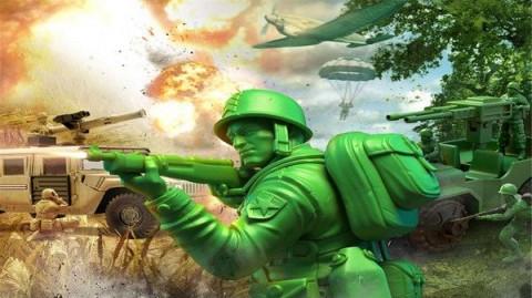 玩具綠色兵團截圖(4)