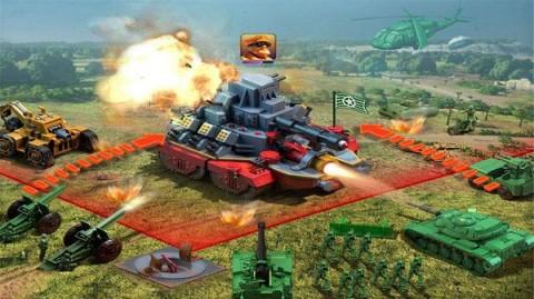 玩具綠色兵團截圖(3)
