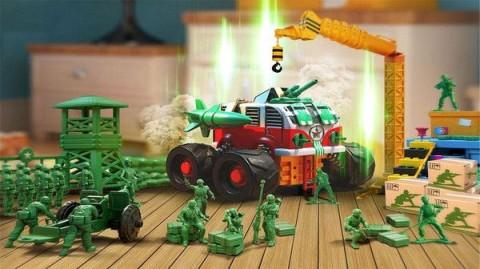 玩具綠色兵團截圖(1)