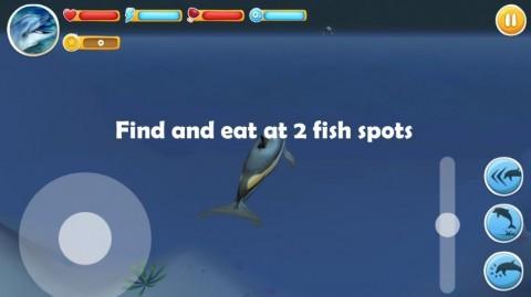 海洋海豚模擬器截圖(1)