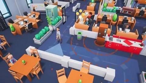 办公室间谍模拟器截图(1)
