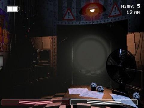 弗雷迪模拟器6截图(1)