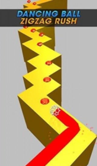 跳舞球锯齿状赶截图(2)