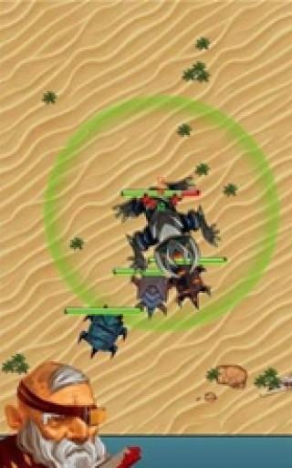 RaidHeroes截图(1)