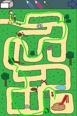 趣味迷宫截图(2)
