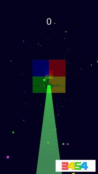 彩色飛行截圖(4)